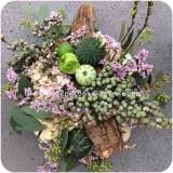 Herfst arrangement op schaal vanaf €45.00