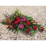 Rouwarrangement Violette fleur vanaf €125.00