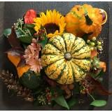Herfst arrangement op schaal vanaf €22,50